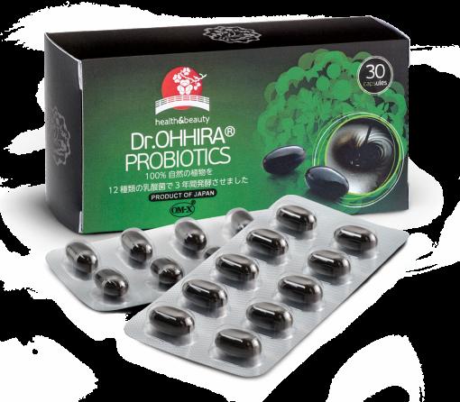 Пробиотики OM-X от Dr.Ohhira